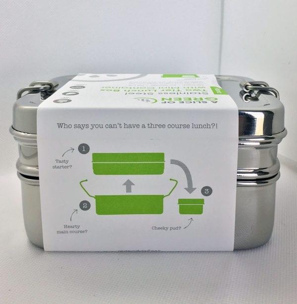 Panna lunch box