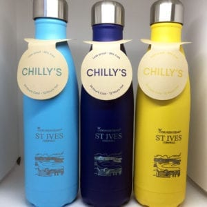 St Ives Chillys Bottles