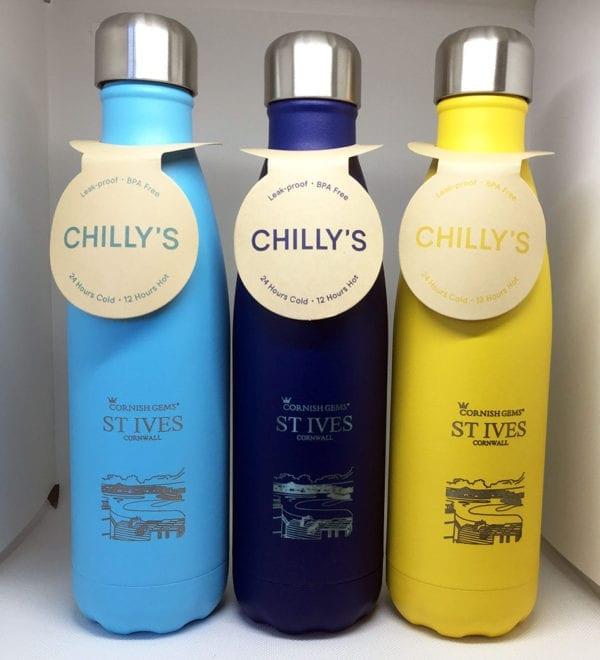 St Ives Chillys Bottles