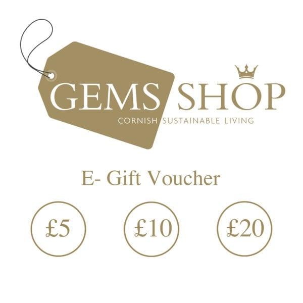 Gems shop Gift Voucher