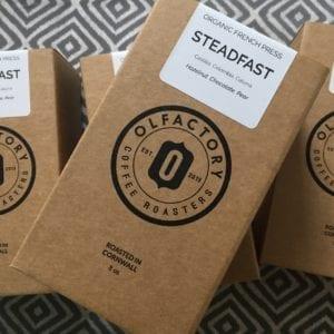 Steadfast French Press Coffee