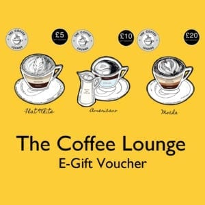 Coffee Lounge E-Gift Card