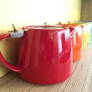 18 oz Stump Teapot