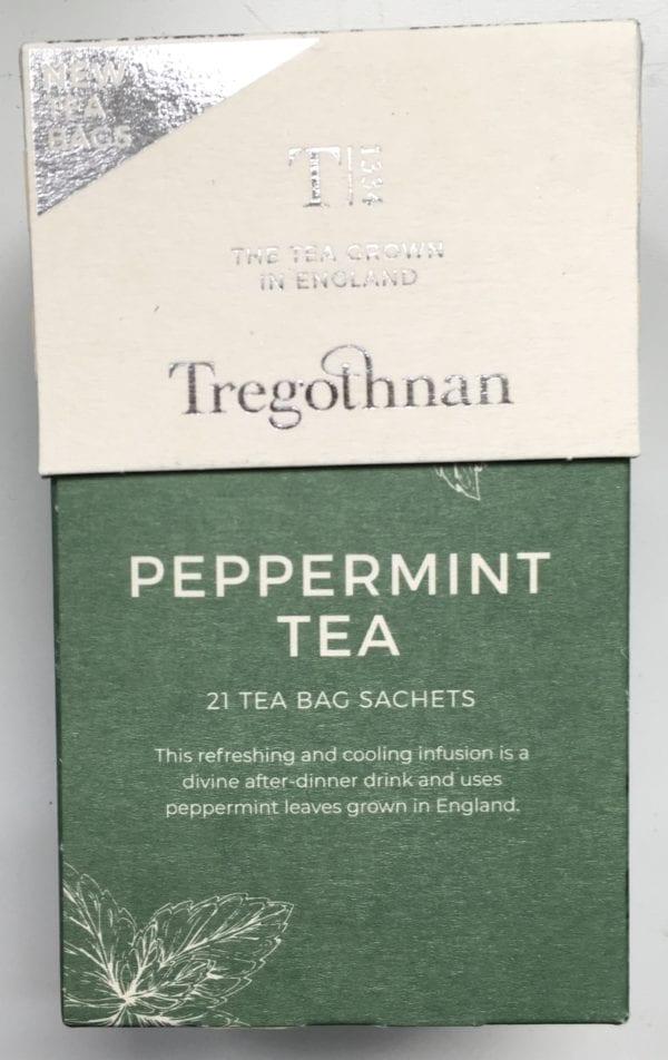 Tregothnan Peppermint Tea