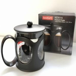 Boum Kenya French Press