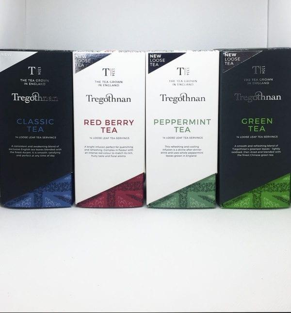 Tregothnan loose Leaf Tea