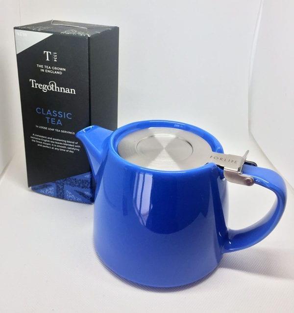 Stump Teapot Tregothnan