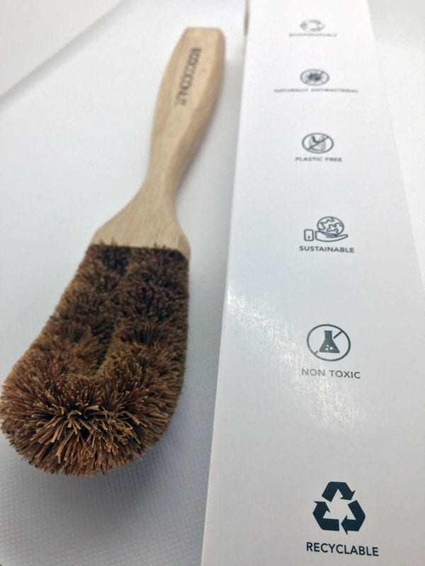 EcoCoconut Brush