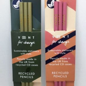 Ideas Recycled Pencils