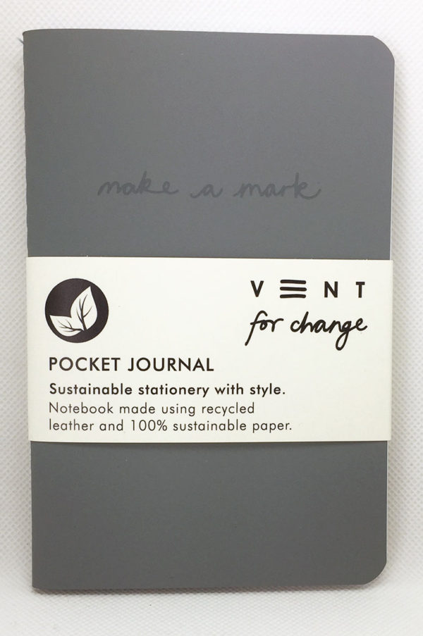 Recycled Grey Journal