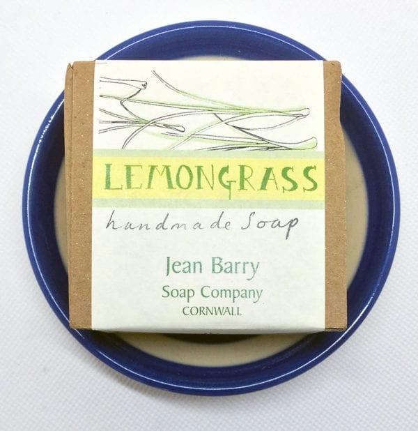 Lemongrass Soap Dish