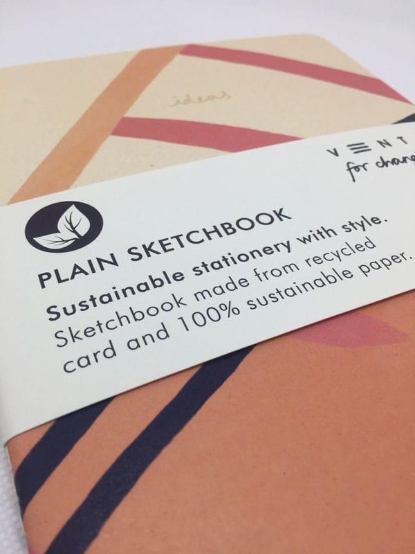 Peach Sketchbook