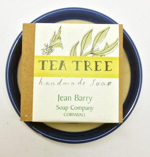 Tea Tree Soap Dish