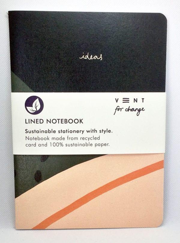 Ideas A5 Notebook