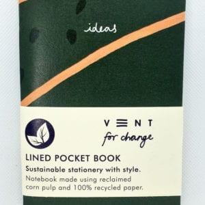 Green Pocketbook