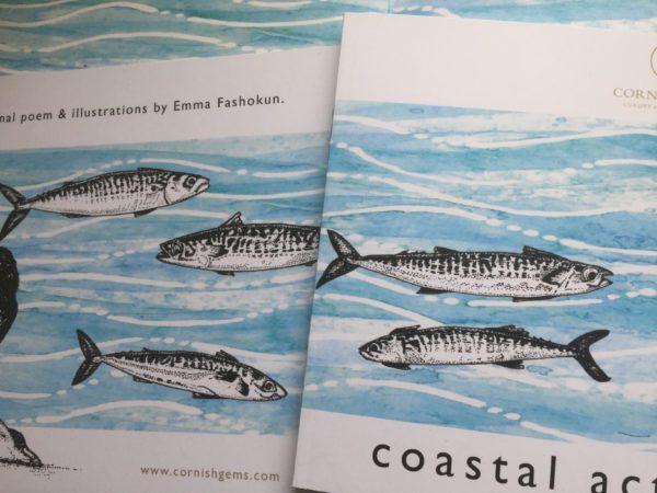 Coastal Activity Book