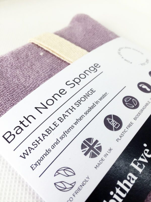 bath none sponge