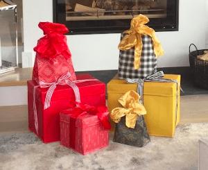 Reusable Christmas Gifting Set