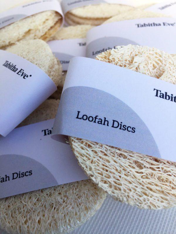 Loofah Discs